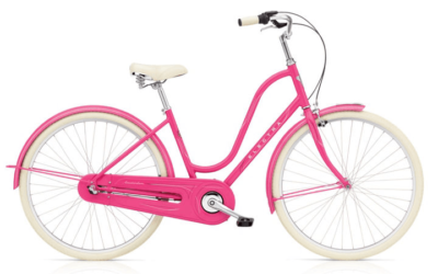 Electra Amsterdam Original 3i LDS in Pink 2017 $899.95 Now on sale for $600!