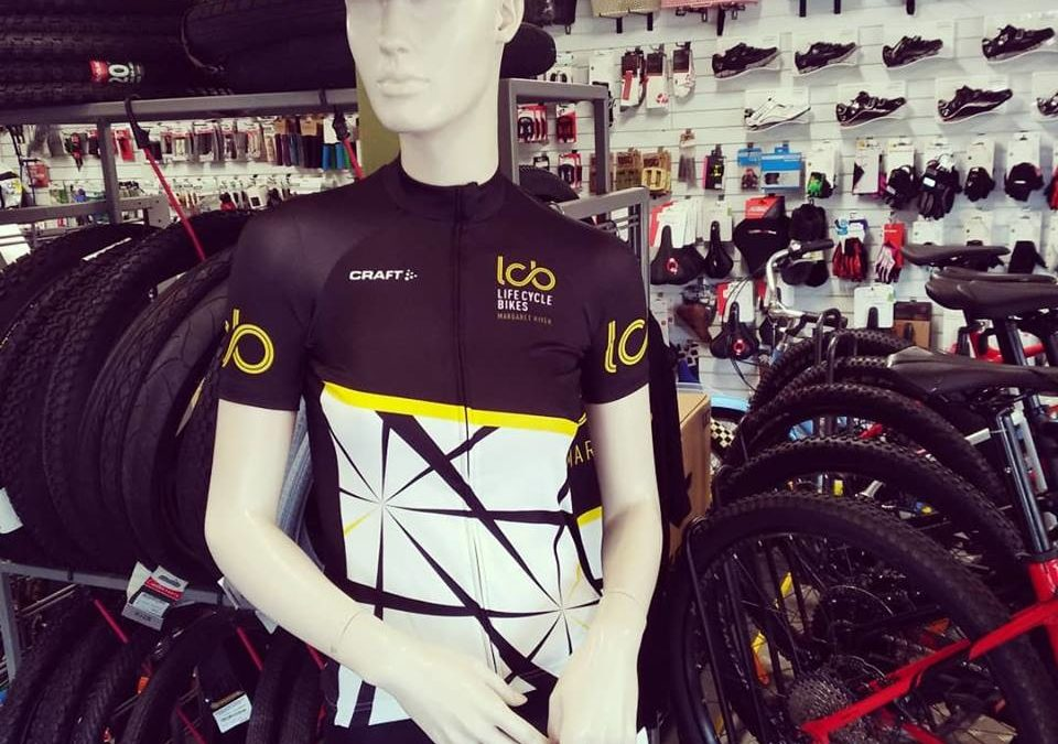 Our new LCB shop road tops have arrived!