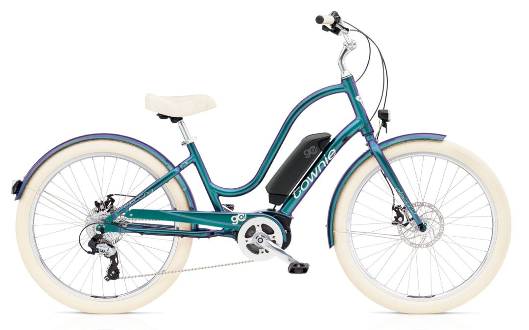 Don't be boring. Get them an Electra TownieGo! 8D for Xmas!
