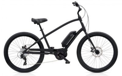 Test ride a new Electra Townie Go! 8D at LCB today!