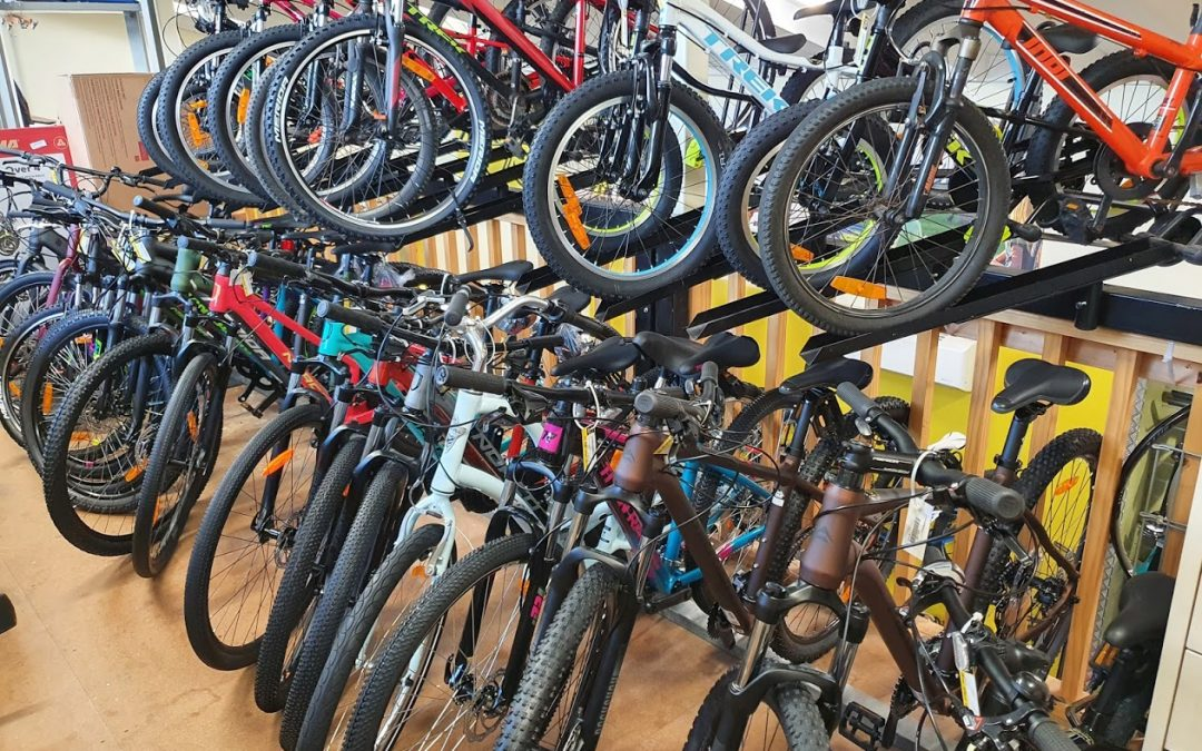 Yes – we have bikes in-store right now!!