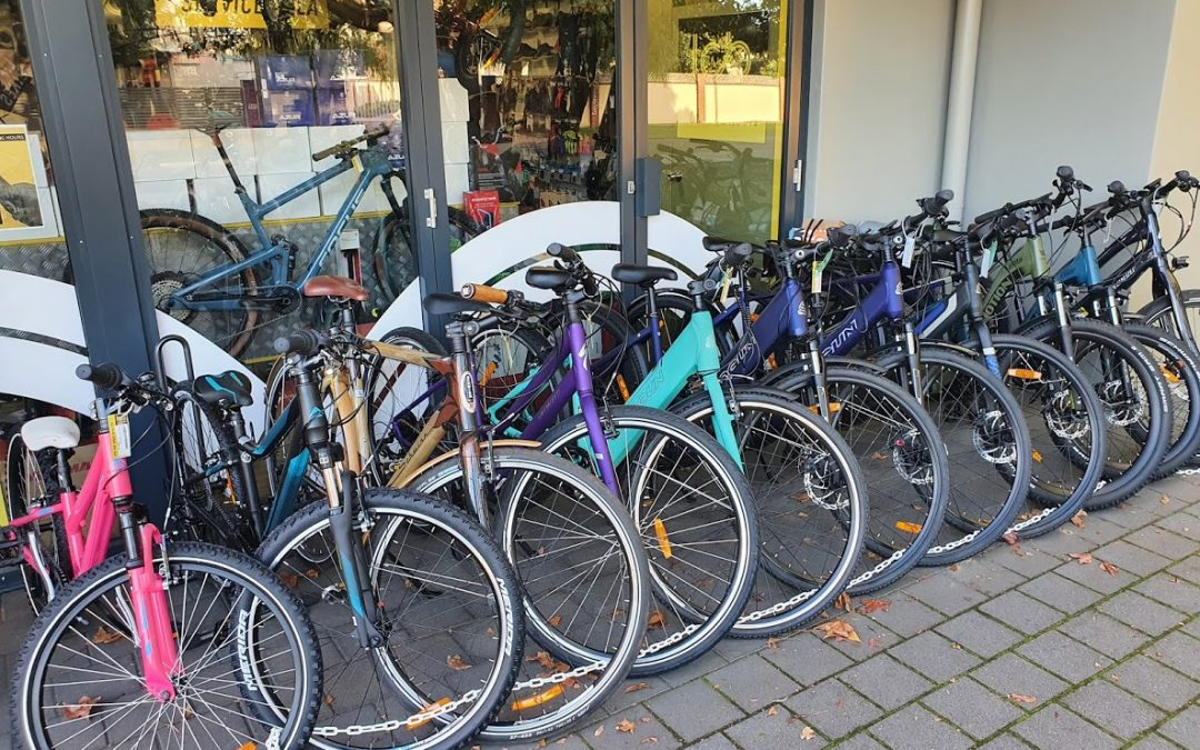 LCB bike hire back in action!