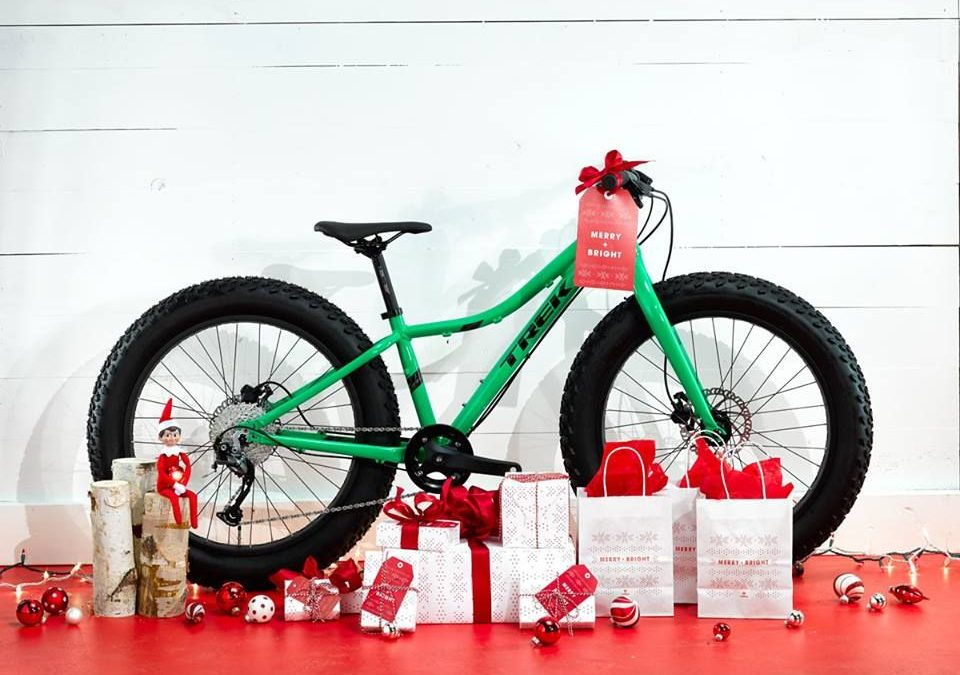 Layby a bike for Christmas now at LCB!